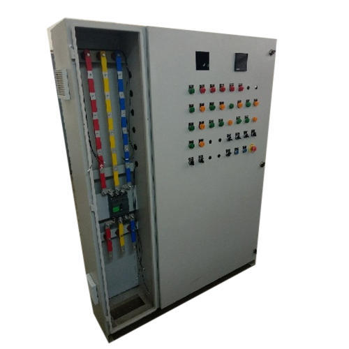 Three Phase Electrical PLC Control Panel IP Rating IP40