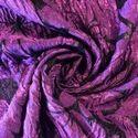 Ruby Silk Fabric