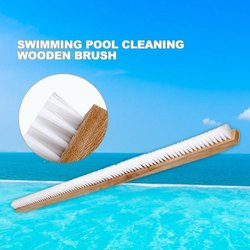 Wooden Swimming Pool Brush