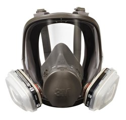 3 M Full Face Mask