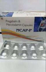Pregabalin & Mecobalamin Capsule