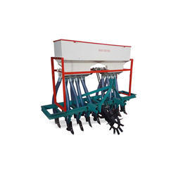 Big Hopper Tractor Operated Seed Drills