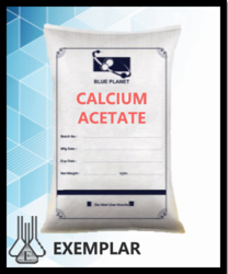 Dried Calcium Acetate