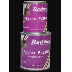 High Performance Epoxy Resin Floor Coating