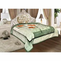 Soft Double Bed Mink Blanket