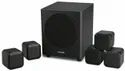 Mission M3-Cube 5.1 Home Theater Speakers