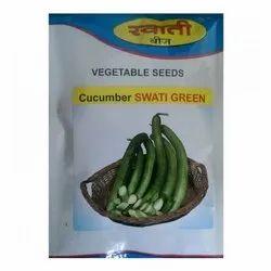 Natural Swati Cucumber Swati Green, Packaging Size: 50 g
