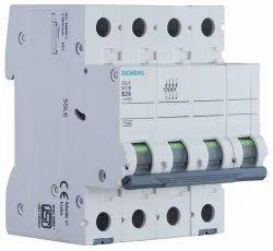 50Hz Siemens 5SL6 Betagard Miniature Circuit Breaker