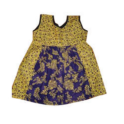 afade5e61 Baby Cotton Printed Designer Frock, Size: 18-24, Rs 35 /piece | ID ...