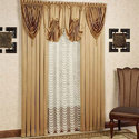 Plain Satin Curtain