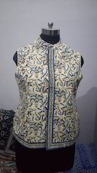 Block Print Ladies Jacket