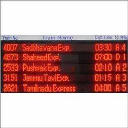 Multi Line Display Board