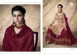 Kalarang Amirah Vol 2 Top with Sharara Salwar Kameez