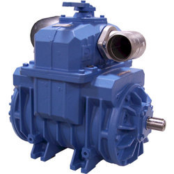 Air Cooled Vacuum Pump, Capacity: 100 M3/Hr