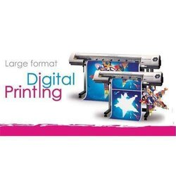 Paper Digital Poster Printing Service, in Local