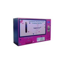 Sanitary Napkin Vending Machine Cabinet