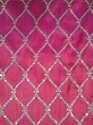 All Over Net Sequins Embroidery Fabric