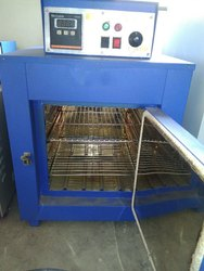 Digital Model Stainless Steel Hot Air Oven, Hetar, Size: 18X18X18