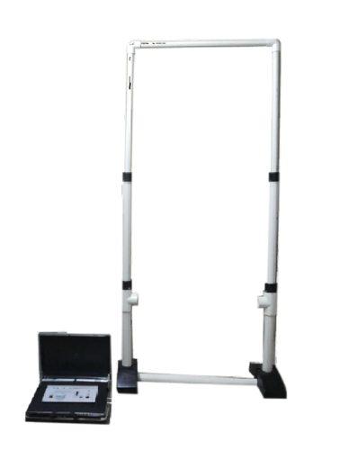 Portable Door Frame Metal Detectors, MPDFMD-01 | ID: 19374434362