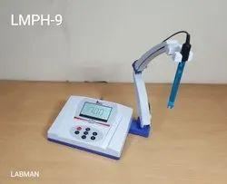 LMPH-9 Benchtop pH Meter