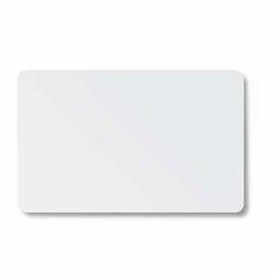 White Thermal PVC Card
