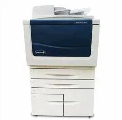 Print Speed: 55 Multi-Function Xerox Machines, Duty Cycle: Heavy Duty, First Copy Time: 7