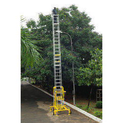 Aluminium Extendable Tower Ladder