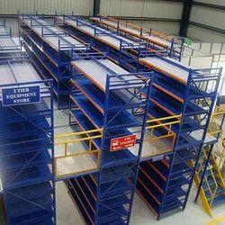 Multi-Tier Storage Rack