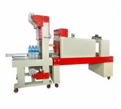 Web Sealer Shrink Wrapping Machine