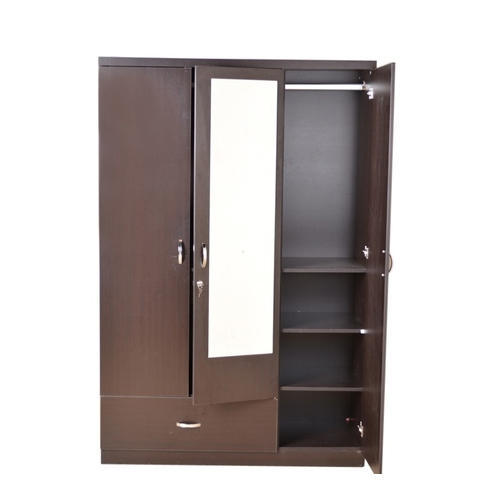Fancy Steel Wardrobe At Rs 15000 Piece 3 Door Wardrobe