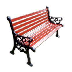 Park Cast Iron Bench