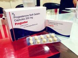 Progestron  Soft gelaton capsule