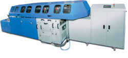 Wb 3600 - 12 Clamp Perfect Binding Machine