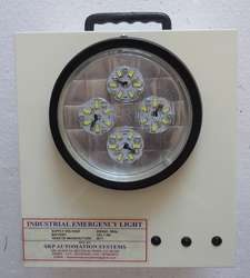 Industrial Emergency Light (Model-SB_LED_12W)