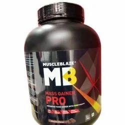 Muscleblaze Mass Gainer Pro, 3 Kg