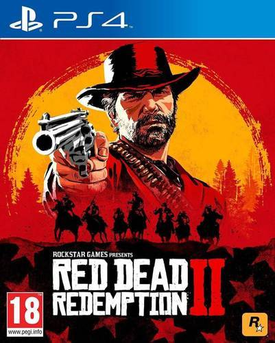 Red Dead Redemption 2 Ps4 Games At Rs 3350 Piece Badli New Delhi Id 20464173262