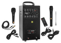 Mega 75 W Cordless PA System With USB, Bluetooth and Recording