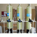 Semiautomatic DM Water Plant