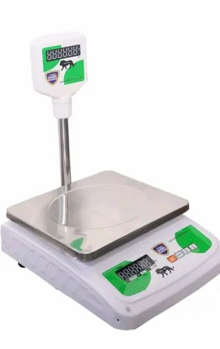 Mild Steel Best India 30kg Digital Table Top Weighing Scale Model Name Number E Series Rs 2699 Piece Id 22234297573