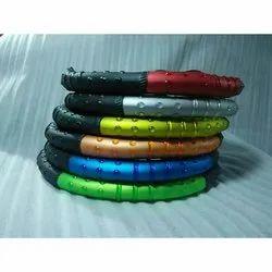 Designer PVC Car Steering Wheel Cover