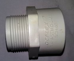 UPVC Plastic Threaded Male Adapter