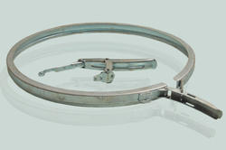 Drum Locking Rings With Clamps
