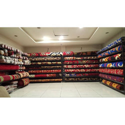 棉印花展厅地毯