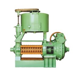 9 Bolt Commercial Oil Expeller Machine, Capacity: 1-75 Ton/Day