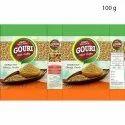 100g Gouri Dhaniya Coriander Powder, Packaging Type: Packet