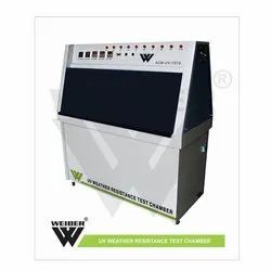UV Weathering Screening Test Chamber