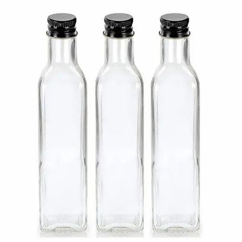 500 Ml Oil Bottle