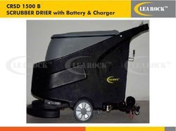CRSD 1500 B Battery Operated Scrubber Drier