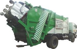 Automatic Refuse Compactor