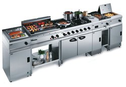 Stainless Steel Commercial Kitchen Equipment